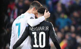 Neymar me fjalë të mëdha për Ronaldon pas transferimit në Juventus