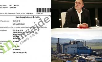 Fakte të reja që tregojnë për përfshirjen e dyshimtë të Samir Manes në blerjen e Feronikelit