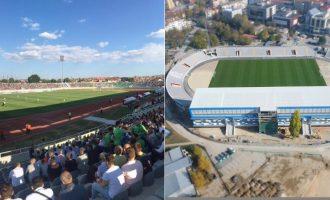 Prishtina e Drita mund të luajnë në të njëjtën kohë, por në stadiume të ndryshme