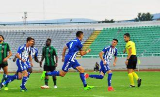"""UEFA dënon FC Prishtinën për ndeshjen në stadiumin """"Adem Jashari"""""""