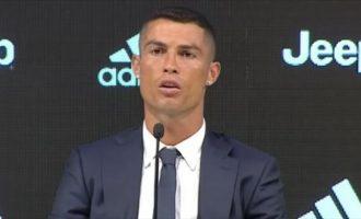 Messi? Deklarata befasuese e Ronaldos gjatë prezantimit te Juventusi