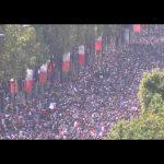 Parisi mirëpret kampionët – shikoni pamjet LIVE