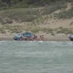 """Rreziku në plazhin e """"vdekjes"""" në Shqipëri"""