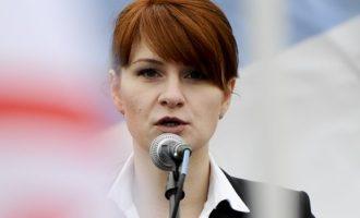 Kush ishte rusja flokëkuqe e cila akuzohet për spiunim