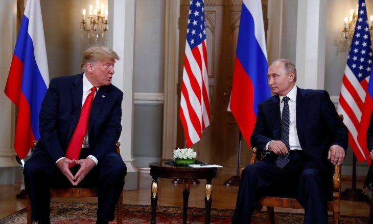 Trump i flet Putinit për Botërorin  E kam shikuar finalen