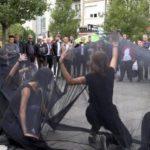 Protestë kundër ngacmimeve seksuale ndaj grave në Prizren