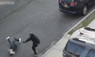 Vrasësi i paguar dështon ta vrasë mafiozin [video]