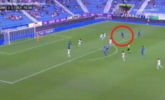 Çfarë goli nga Messi i Kosovës, Edon Zhegrova [Video]