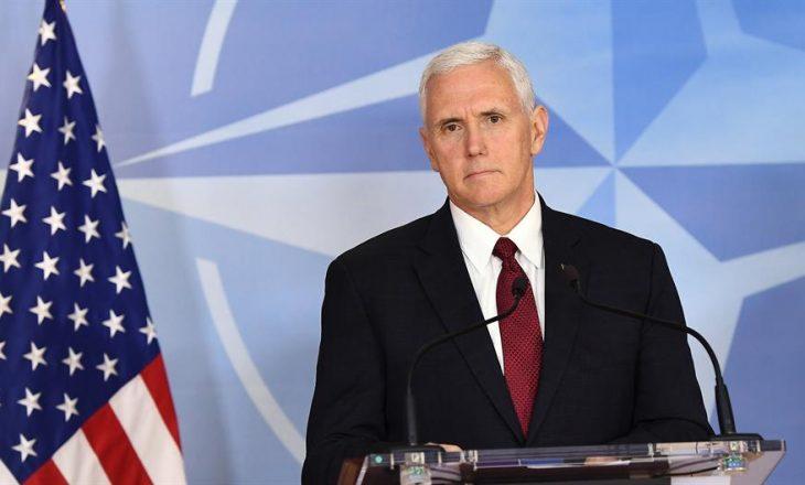 Pence: Forcat amerikane të gjithësisë  deri në vitin 2020