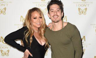 Mariah Carey dhe i dashuri 35 vjeçar guxojnë me veshjet në darkë në Malibu