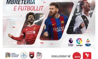 Ulu dhe shijo ndeshjet e Serie A, La Ligës dhe Premier Ligës gjithë vikendin