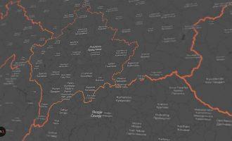 Në Prishtinë kanë filluar ta vizatojnë kufirin me Serbinë