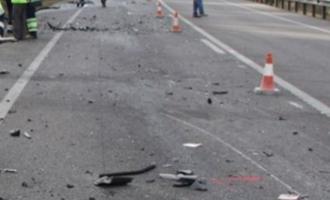 Vdes personi i aksidentuar në Gjilan – kishte probleme shëndetësore teksa po voziste
