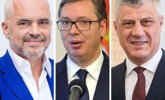 Tre në një, 'nobelistët' që po e fusin Ballkanin në luftë