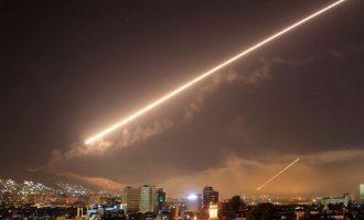 Luftë në Siri: Në goditjet izraelite janë vrarë 113 iranian dhe pjesëtarë të milicisë