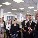 Investitori më i madh i huaj në Kosovë, mirëpret një delegacion të lartëtë BE-së