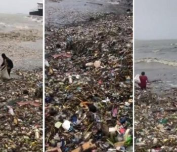 Pamje që dëshmojnë sa i rrezikshëm është tajfuni që ka goditur Filipinet