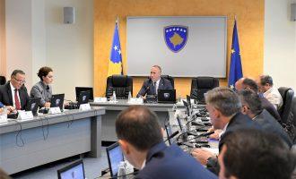 Qeveria miraton Strategjinë për Rregullim më të Mirë 2.0 për Kosovën