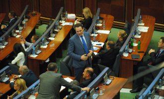 AAK-ja nuk merr pjesë në seancën ku kundërshtohet korrigjimi i kufijve