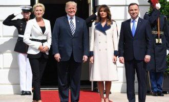 Amerika po përgatitë një bazë ushtarake në Lindje të Evropës