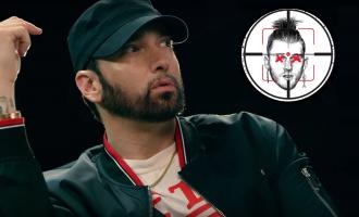 'Dissi' i Eminemit hyn në historinë e YouTube