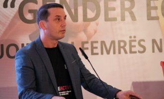 Gashi: Bëjë thirrje për më shumë mbështetje ndaj grave në pozita drejtuese sportive