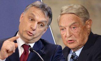 Fondacioni i Sorosit padit Hungarinë