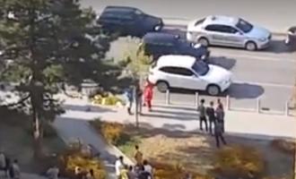 Aksident në Prishtinë – vdes një person