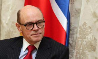 Ambasadori i Norvegjisë në Beograd: Korrigjimi i kufijve, zgjidhje e mundshme