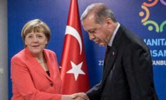 Erdogan shpreson të përmirësojë raportet me Gjermaninë