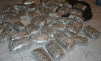 Përmes kufirit në Vërmicë tenohet të transportohet substancat narkotike