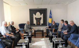 Haradinaj: Pensionistëve do t'iu sigurohet pension dinjitoz