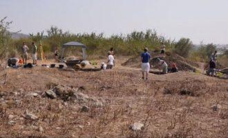 Misioni gjermano-shqiptar zbulon një vendbanim antik pranë Divjakës