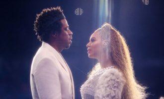 Beyonce sjell prapaskenat e turit të saj me Jay-Z
