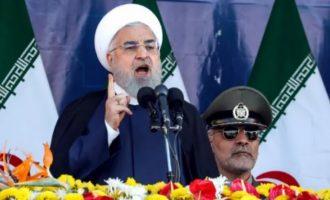 Rohani premton përgjigje të tmerrshme ndaj sulmit në paradën ushtarake