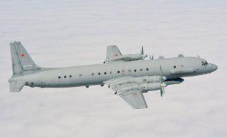 Aeroplanin rus i cili llogaritej si i zhdukur gabimisht e kanë rrëzuar sirianët