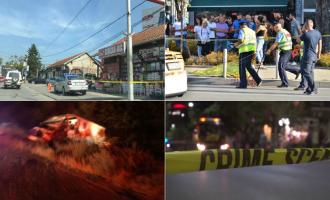 Një vrasje dhe tri vdekje në komunikacion brenda një dite në Kosovë