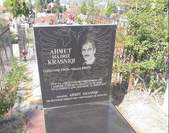 Eshtrat e babait të Leonora Jakupit dhe Ahmet Krasniqit kthehen në Kosovë