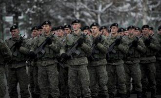 Qeveria miraton transformimin e FSK-së në Ushtri