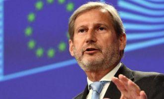 Hahn mirëpret vendimin e Parlamentit Evropian për vizat