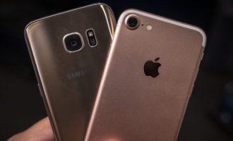 Samsung e para në tregun global të telefonave, mund Apple