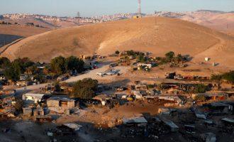 Izraeli paralajmëron palestinezët për shëmbjen e shtëpive