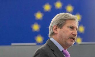 Hahn: S'ka marrëveshje Thaçi-Vuçiq të premten, dialogu do zgjasë edhe disa muaj