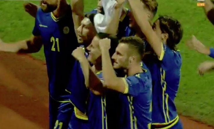 """Pritja përfundoi, Kosova e nis me fitore në """"Fadil Vokrri"""""""