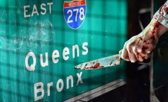 Skenë e tmerrshme në Nju Jork: Një grua therë me thikë disa njerëz