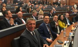 LDK-ja bojkoton seancën e Kuvendit, kërkon debat për dialogun
