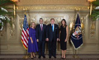 Zonja e Parë pjesë e delegacionit kosovar në SHBA