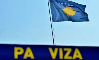 Komisioni Evropian i kërkon Parlamentit t'ia heqë vizat Kosovës
