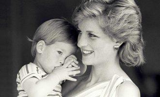 Princesha Diana pas martesës është përgjigjur në 47.000 urime