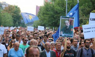 Të mërkurën në Prishtinë përsëri protestohet kundër Lumezit
